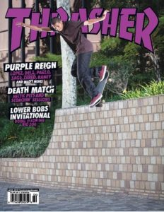 Thrasher Magazine – June, 2018 [PDF]
