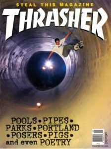 Thrasher Magazine – May, 1996 [PDF]