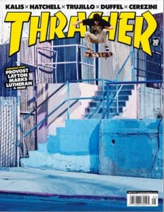 Thrasher Magazine – May, 2011 [PDF]