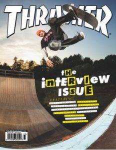 Thrasher Magazine – May, 2018 [PDF]