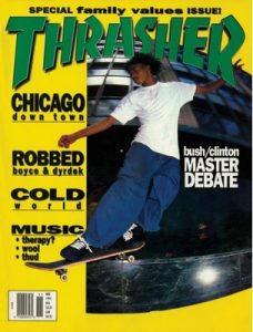 Thrasher Magazine – November, 1992 [PDF]