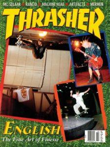 Thrasher Magazine – October, 1994 [PDF]