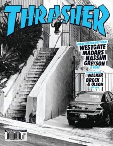 Thrasher Magazine – October, 2018 [PDF]