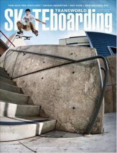 Transworld Skateboarding – April, 2014 [PDF]