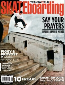 Transworld Skateboarding – August, 2010 [PDF]