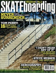 Transworld Skateboarding – December, 2009 [PDF]