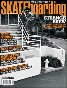 Transworld Skateboarding – January, 2010 [PDF]