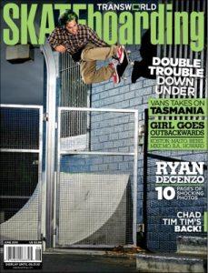 Transworld Skateboarding – June, 2010 [PDF]
