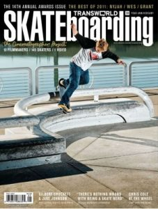 Transworld Skateboarding – May, 2012 [PDF]
