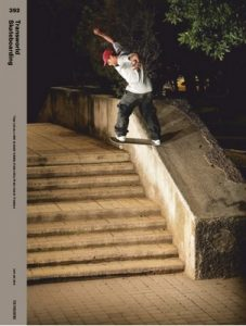 Transworld Skateboarding – May-June, 2018 [PDF]