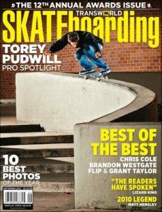 Transworld Skateboarding – September, 2010 [PDF]
