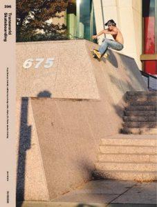 Transworld skateboarding – January-February, 2019 [PDF]