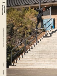 Transworld Skateboarding – July-August, 2018 [PDF]
