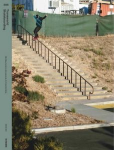 Transworld skateboarding – November-December, 2018 [PDF]