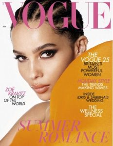 British Vogue – July, 2019 [PDF]