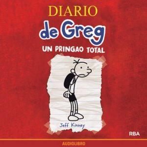 Diario de Greg 1. Un pringao total – Jeff Kinney [Narrado por Marta García] [Audiolibro] [Español]