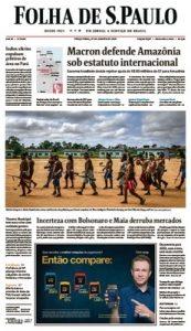 Folha de São Paulo Brasil – Agosto 27, 2019 [PDF]