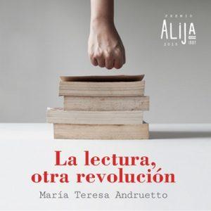 La lectura, otra revolución – María Teresa Andruetto [Narrado por Yamila Garretta] [Audiolibro] [Español]
