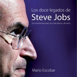 Los doce legados de Steve Jobs – Mario Escobar [Narrado por Antonio Leiva] [Audiolibro] [Español]