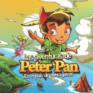 Peter Pan – James Matthew Barrie [Narrado por Staff Audiolibros Colección] [Audiolibro] [Español]