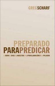 Preparado para predicar – Greg Scharf [ePub & Kindle]