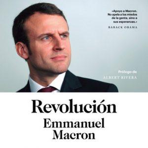 Revolución – Emmanuel Macron [Narrado por Enric Puig] [Audiolibro] [Español]