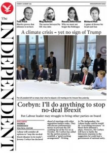 The Independent UK – Agosto 27, 2019 [PDF]