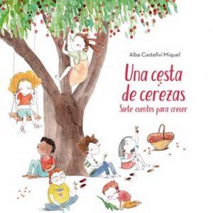 Una cesta de cerezas – Alba Castellví [Narrado por María Pérez Moreno] [Audiolibro] [Español]