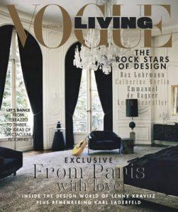 Vogue Living Australia – 05.2019 – 06.2019 [PDF]