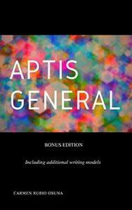 Aptis General: Bonus edition: Including additional writing models – Carmen Rubio Osuna [ePub & Kindle] [English]