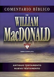 Comentario Bíblico de William MacDonald – William MacDonald [ePub & Kindle]