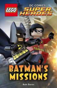 LEGO® DC Comics Super Heroes: Batman's Missions (DK Reads Beginning To Read) – Beth Davies [Kindle & PDF] [English]