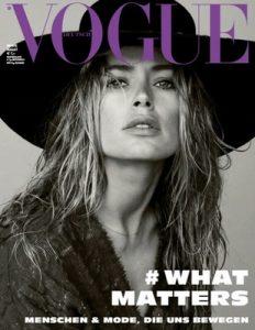 Vogue Germany – August, 2018 [PDF]