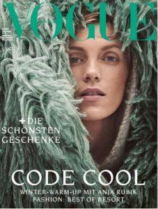 Vogue Germany – Dezember, 2018 [PDF]