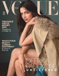 Vogue India – August, 2019 [PDF]