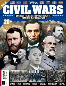 All About History – Civil Wars – 2019 [PDF]