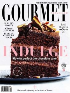 Australian Gourmet Traveller – April, 2018 [PDF]
