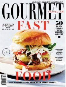 Australian Gourmet Traveller – March, 2018 [PDF]