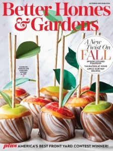 Better Homes & Gardens USA – October, 2019 [PDF]