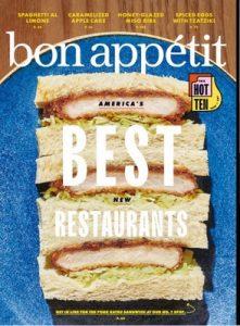 Bon Appétit – October, 2019 [PDF]