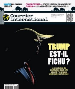 Courrier International – 10.10.2019 [PDF]
