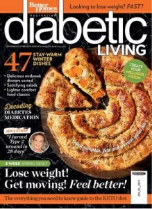 Diabetic Living Australia – September-October, 2019 [PDF]