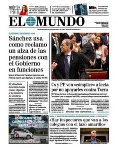 El Mundo – 08.10.2019 [PDF]