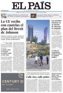 El País – 03.10.2019 [PDF]