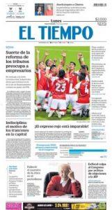 El Tiempo – 07.10.2019 [PDF]