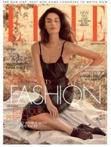 Elle Australia – October, 2019 [PDF]