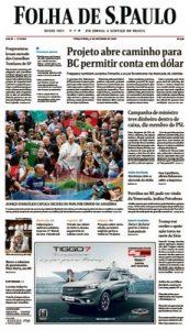 Folha de São Paulo – 08.10.2019 [PDF]