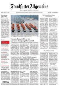 Frankfurter Allgemeine Zeitung – 02.10.2019 [PDF]