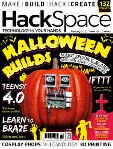 HackSpace – October, 2019 [PDF]