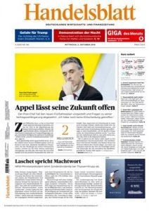 Handelsblatt – 02.10.2019 [PDF]